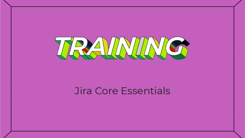 Jira Core Essentials Server