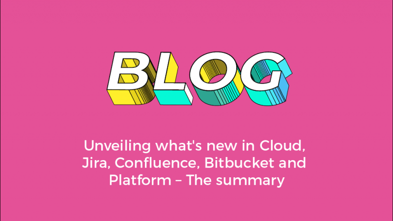 New In Cloud Blog