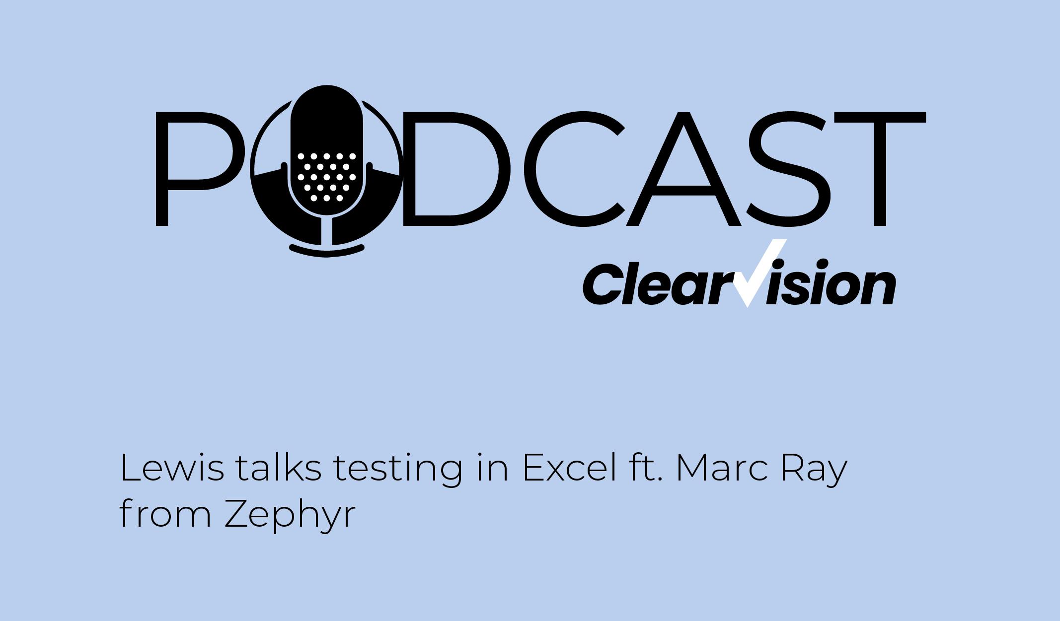 Testing Podcast