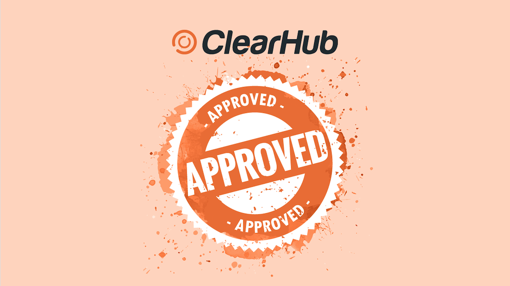 Clearhub Approved