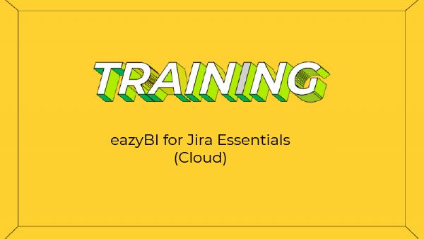 EazyBI Jira Essentials