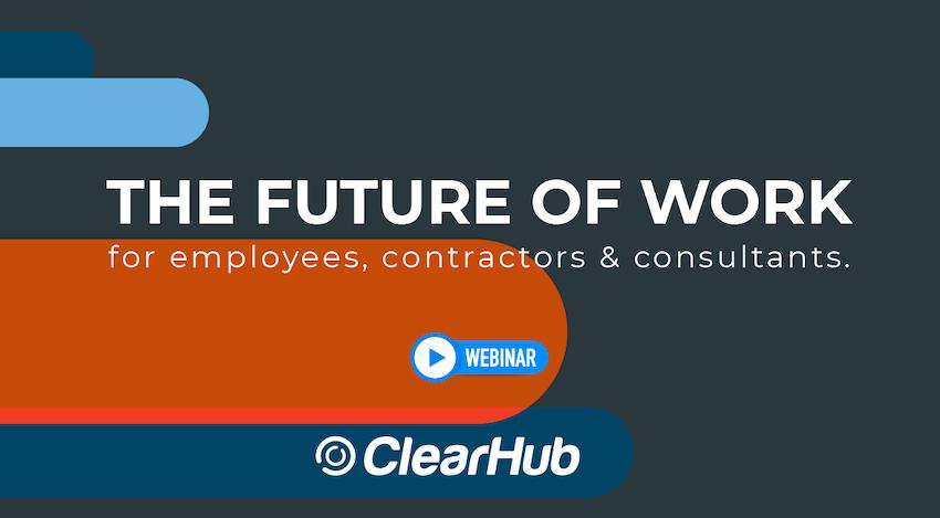 The Future of work Webinar
