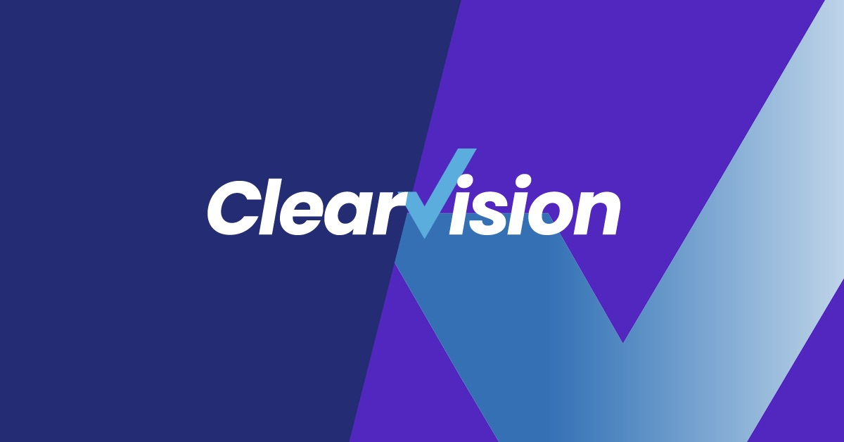 Clearvision rebrand