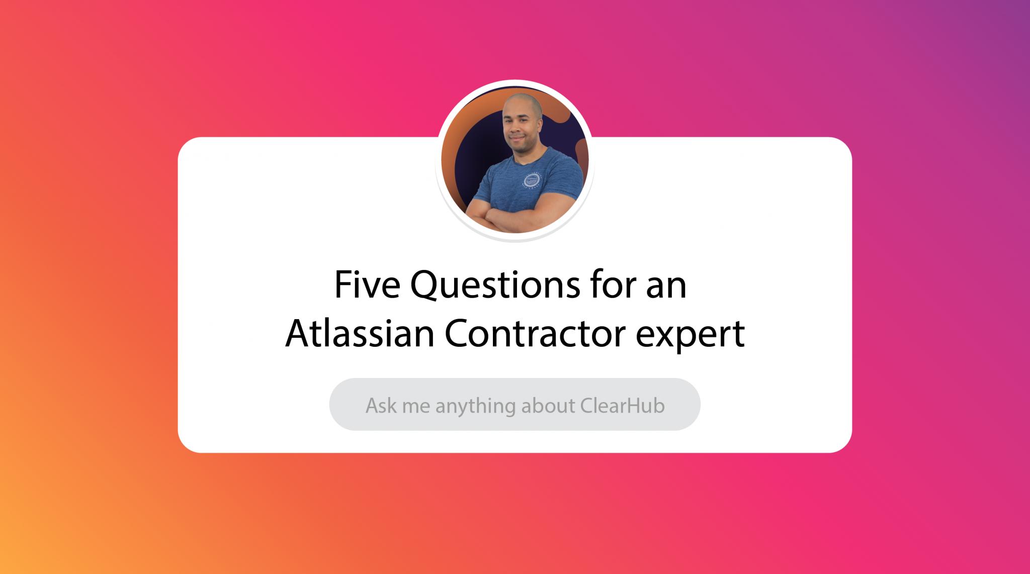 Atlassian Contractor