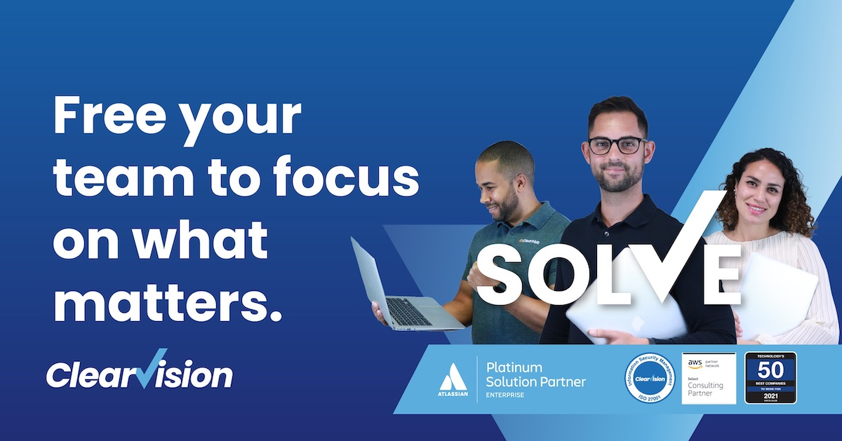 Atlassian Partner Clearvision