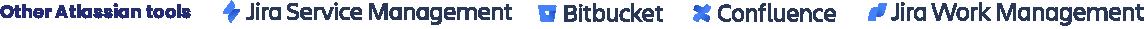 Other Atlassian tools